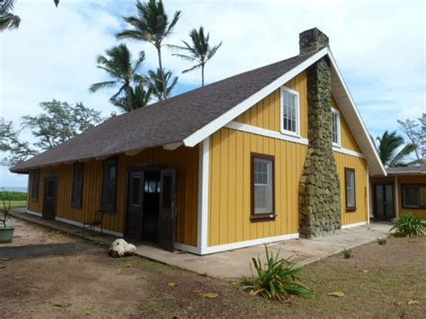 Waianapanapa Cabins by 13 One Of A Cabins In Hawaii