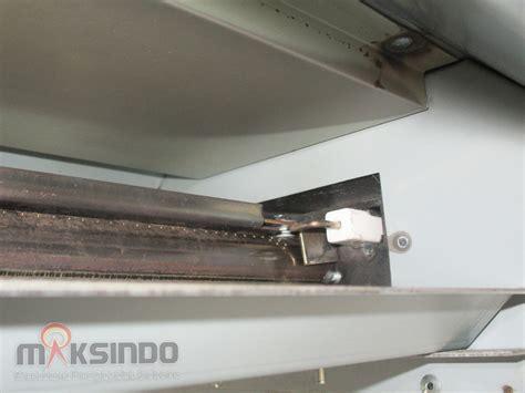 Oven Gas 2 Loyang jual mesin oven roti gas 2 loyang mks rs12 di