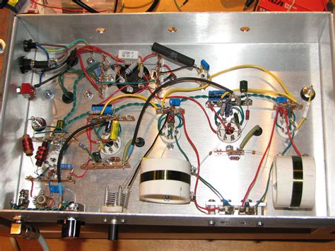 channel road amplification vacuum tube theremin