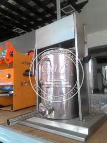 Alat Pengisi Sosis Mesin Pencetak Sosis Manual Bahan Stainless Ste mesin pencetak sosis getra toko mesin madiun