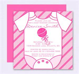 free editable baby shower invitation templates onesie invitation template 15 free psd vector eps ai