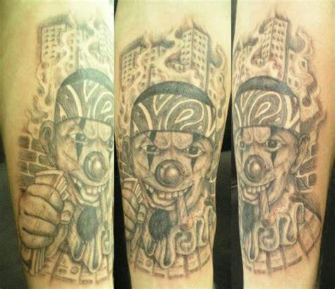latino clown tattoo nice clown gallery part 6 tattooimages biz
