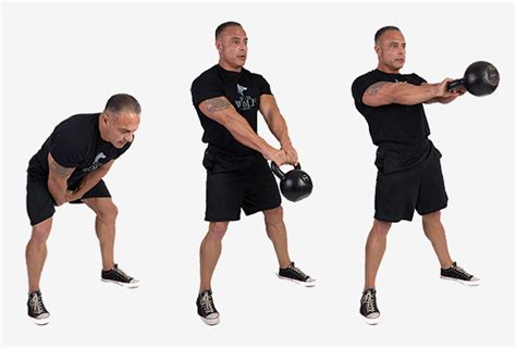 swing workout kettlebell гиря апреля 2016