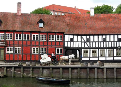 by the den gamle by tourist attractions facts history