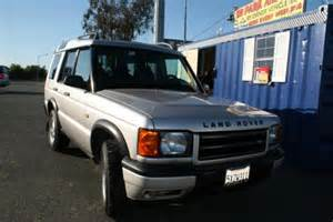 2000 land rover discovery ii sold for sale by owner