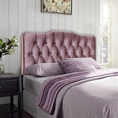 Purple Headboards by Pri Purple Headboard Ds 2534 250 207 The Home Depot