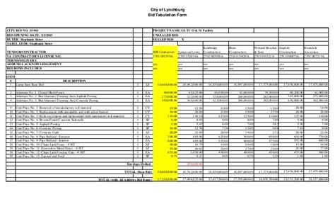 bid websites gltc om facility bid tabulation