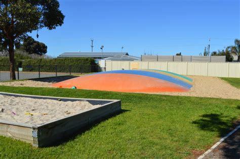 jumping pillows australia goolwa cing and tourist park accommodation goolwa