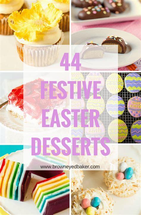 12 no bake easter desserts 44 festive easter desserts brown eyed baker