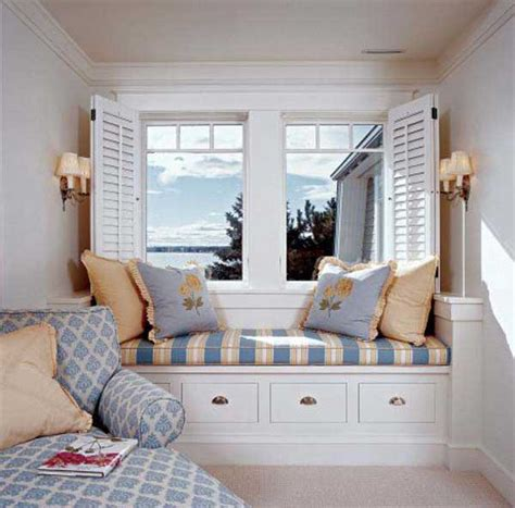 Window Seat Upholstery by Wonderful Window Seats Bay Windows With A View