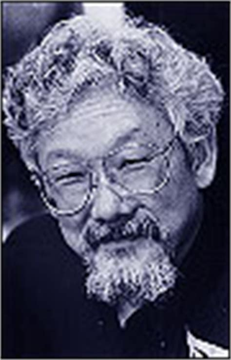 David Takayoshi Suzuki David Suzuki Biography