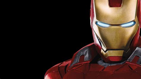 Iron Man Face Wallpaper Page 1