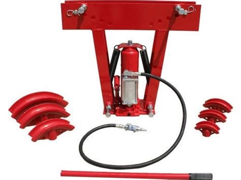 12 ton air hydraulic pipe bender