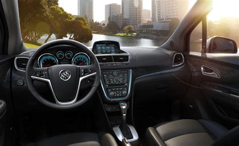 Buick Encore Interior Pictures by Car And Driver
