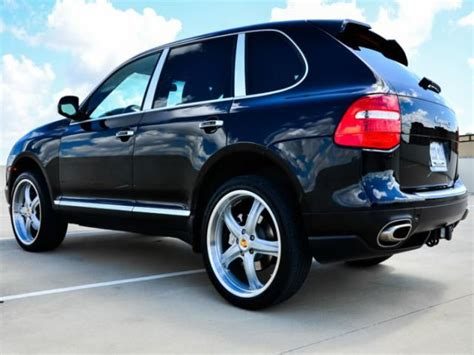 Buy Used Porsche Cayenne by Buy Used Porsche Cayenne S In Conroe United States