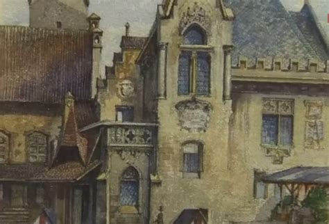 hitler house painter adolf hitler s century old watercolor paintings sold photos news travelerstoday