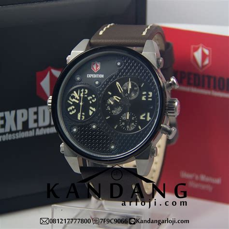 Harga Jam Tangan Swiss Army Expedition Original jual jam tangan expedition pria e6632 original murah