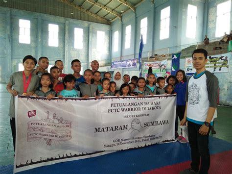 video anak warior warrior fctc dukung sumbawa jadi kabupaten layak anak