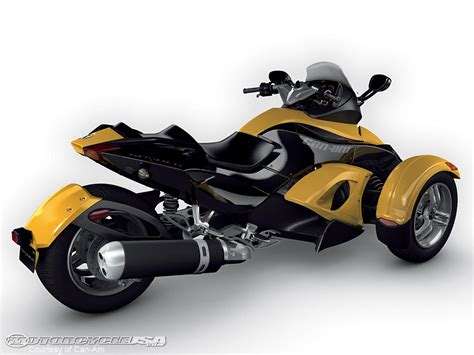 Spyder Motorrad by 2007 Can Am Spyder Photos Motorcycle Usa