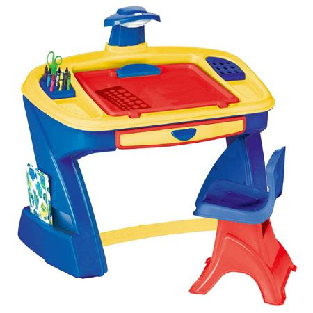 fisher price drawing desk creativity desk and easel can boost your child s painting