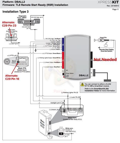 directed wiring diagrams remote car starter wiring diagram
