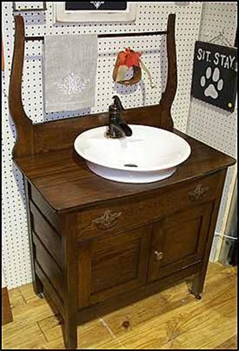 Antique Powder Room Vanity by Antique Wash Stand Vanity For Powder Room Home Sweet