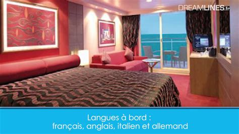 msc poesia cabine msc poesia les diff 233 rents types de cabines