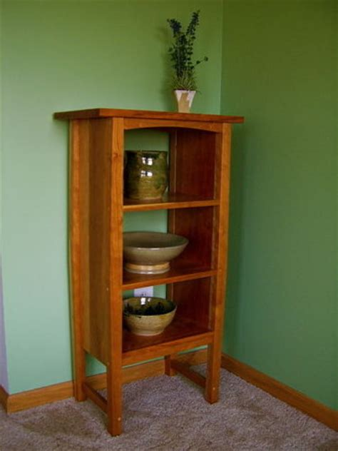 bench with bookcase stickley style bookcase shaker bench by todd a