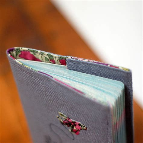 Handmade Passport Holder - handmade passport holder by handmade at poshyarns