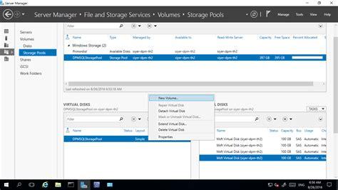 upgrade dpm na verzi   konfigurace modern backup