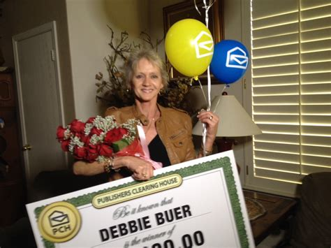 Last Winner Of Publishers Clearing House - st patrick s day winner knew she would win someday pch search win blog