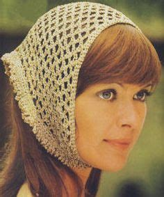 free pattern for triangle head scarf 1000 images about crochet kerchief headscarf on pinterest