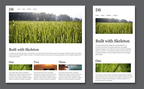 responsive web design tutorial jquery best responsive web design tutorials thedesignblitz