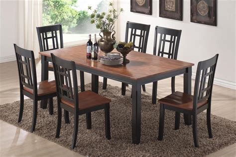 Cherry Wood Dining Table And Chairs Cherry Dining Table And Chairs Marceladick