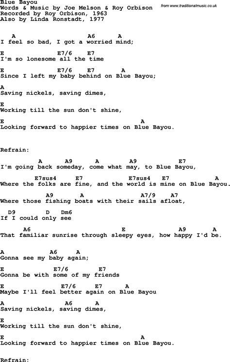 my lyrics ronstadt blue bayou lyrics ronstadt auto design tech