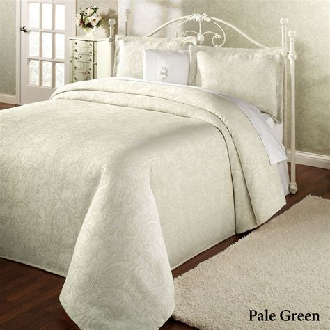 lightweight bed coverlet provence lightweight matelasse bedspread bedding