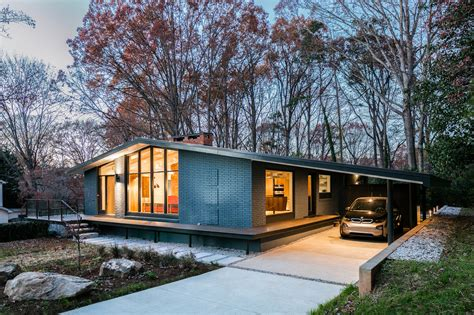 gallery mid century modern home in sweden small house bliss gallery of ocotea house renovation in situ studio 6