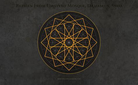ornament template drawing islamic geometric patterns designbygeometry