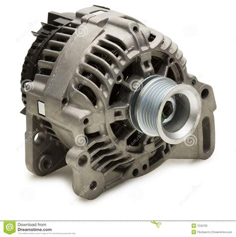 Auto Generator by Car Generator Royalty Free Stock Photo Image 7242705