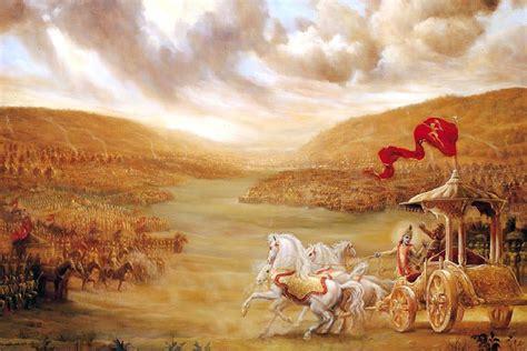 Mahabharat Live Wallpaper by मह भ रत क ष ण न अर ज न क आख र य द ध म क य धक ल