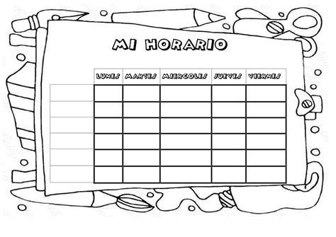 imagenes de reglamentos escolares para colorear dibujos para colorear de agenda escolar