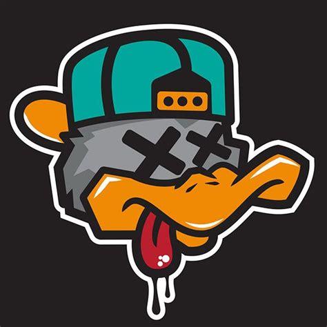 yb character logo  behance graffiti characters