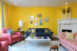 yellow paint for living room paint color portfolio sunny yellow living rooms apartment therapy