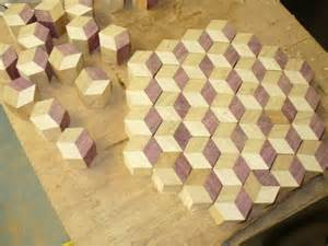 how to make an end grain butcher block how to make a endgrain tumbling block butcher block board