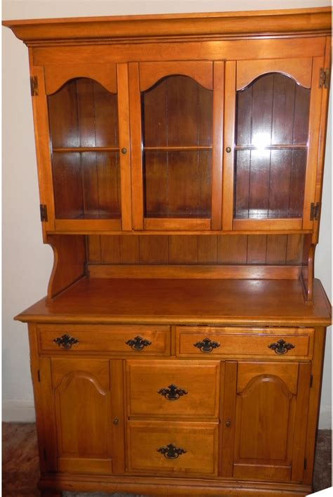 tell city china cabinet value hutch my antique furniture collection