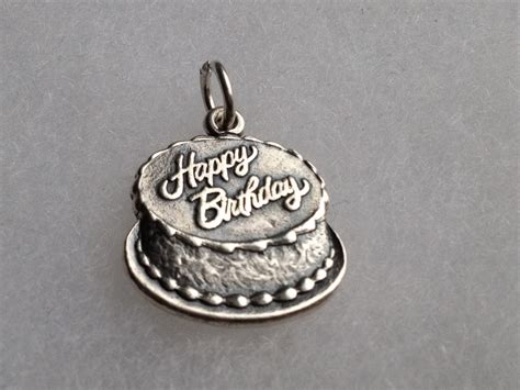 James Avery Gift Card - james avery retired sterling silver happy birthday cake