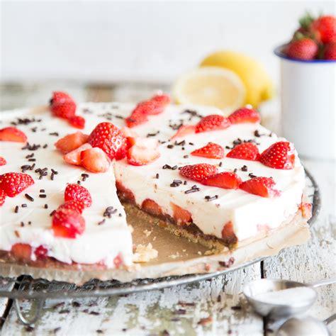 kuchen mit philadelphia philadelphia kuchen mit erdbeeren beliebte rezepte f 252 r