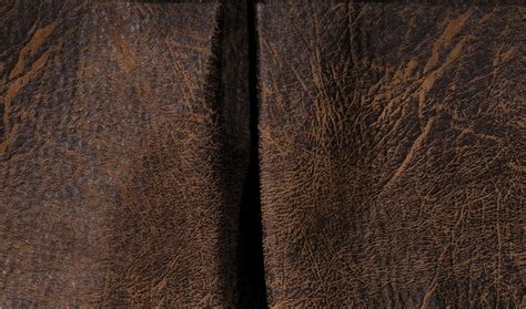 tailored colt coffee faux leather bed skirt