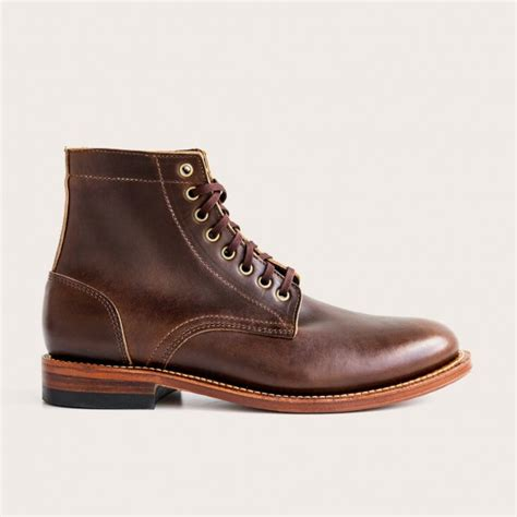 boot boot oak bootmakers brown trench boot footwear