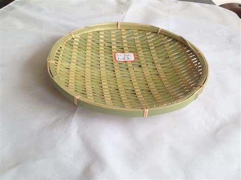 Keranjang Bambu by Kualitas Tinggi Keranjang Bambu Ringan Oval Keranjang
